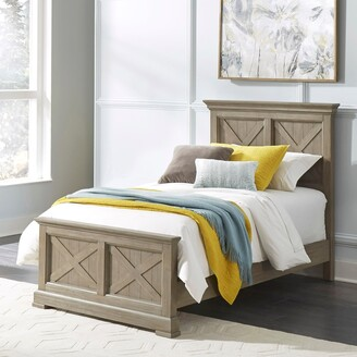 Home Styles Mountain Lodge Twin Bed