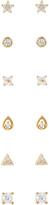 Accessorize 12x Sparkle Stud Earrings Set