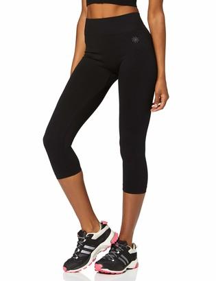 Equipment AURIQUE Women's Seamless Cropped Running Leggings