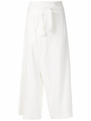 Egrey Tokyo wide fit trousers