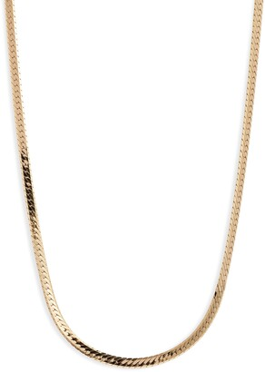 Set & Stones Maya Snake Chain Necklace