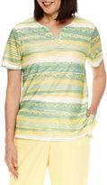 Alfred Dunner T-Shirt-Womens