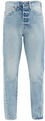 Frame Le Original Straight-leg Jeans - Light Denim