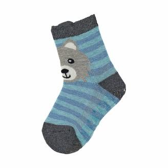 Sterntaler Baby Boys FLI Air Wolf Calf Socks