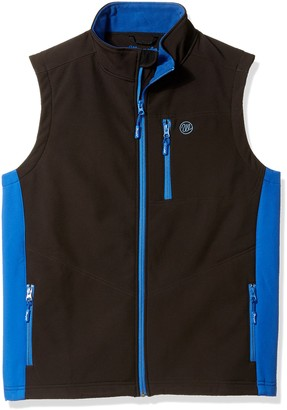 Wrangler Men's Big and Tall Trail Vest