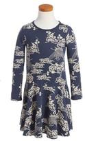 Tea Collection Toddler Girl's Kami Jersey Dress