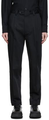 mfpen Black Saevio Trousers