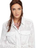 Scotch & Soda Broderie Anglaise Jacket