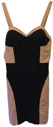 Rebecca Minkoff Black Silk Dress for Women