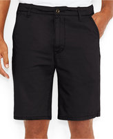 Levi's Men's Straight-Fit Chino Shorts, Black Wash
