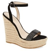 Pelle Moda Women's Only Embellished Platform Wedge