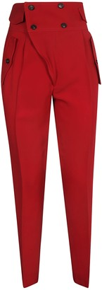 N°21 N.21 Tailored Fit Trousers
