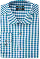 Alfani Men's Classic/Regular Fit Performance Oversized Check Dress Shirt, Only at Macy's