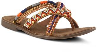 Spring Step Women's TRIAGE Flat Sandal