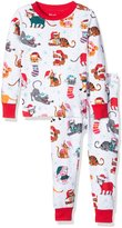 Hatley Girls' Printed Pajama Set