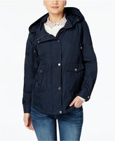 Max Mara Hooded Utility Jacket