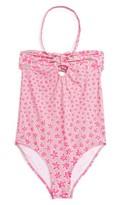 Stella McCartney Toddler Girl's Anouk Daisy One-Piece Swimsuit