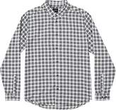 RVCA Men's Hayes Flannel Long Sleeve Woven Shirt