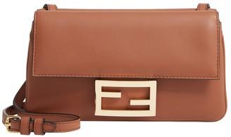 Fendi Duo Cross-body Bag Brown