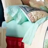 Pottery Barn Teen Junk Gypsy American Dreamer Cuff Pillowcases