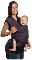 Green Baby Moby Organic Baby Wrap - Eggplant - One Size