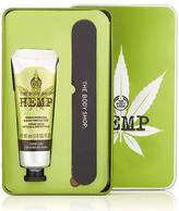 The Body Shop Hemp Hand and Nail Set