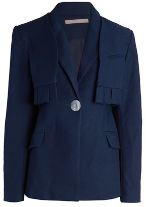 Maggie Marilyn Together We Are One 2-Piece Layered Blazer
