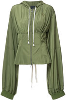 Fenty X Puma corset windbreaker jacket