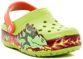 Crocs Crocslights Fire Dragon Clog (Toddler & Little Kid)