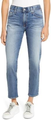 AG Jeans The Ex-Boyfriend Ankle Slim Jeans