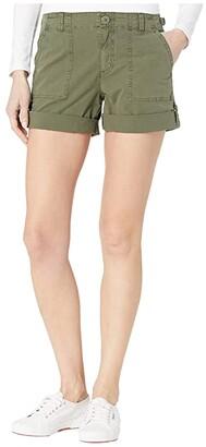 Sanctuary Squad Shorts (Aged Green) Women's Shorts