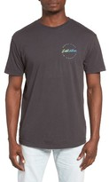 Quiksilver Men's Right Up Graphic T-Shirt
