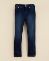 True Religion Boys' Geno Relaxed Slim Classic Jeans - Sizes 2T-4T