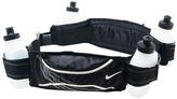 Nike Black & White Four-Bottle Lightweight Hydration Belt