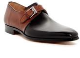 Magnanni Willson Monk Strap Loafer