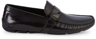 Kenneth Cole New York Design Leather Driving Loafers