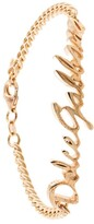 Dolce & Gabbana signature bracelet
