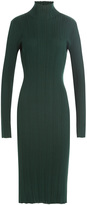 Nina Ricci Wool-Silk Turtleneck Dress