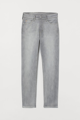 H&M Freefit Slim Jeans - Gray