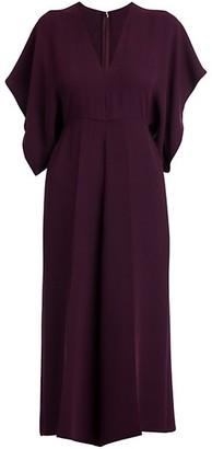Valentino Cady Silk Jumpsuit