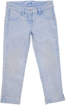 Lulu L:Ú L:Ú Denim pants - Item 42552413