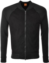 BOSS ORANGE HUGO Arbomer Jumper Black