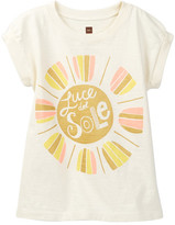 Tea Collection Luce Del Sole Graphic Tee (Toddler, Little Girls, & Big Girls)