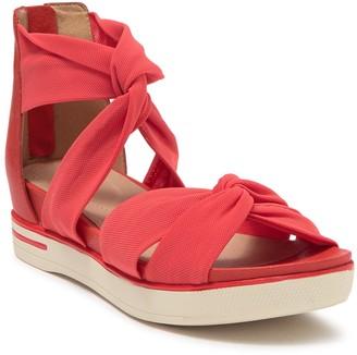 Eileen Fisher Zanya Wedge Platform Sandal