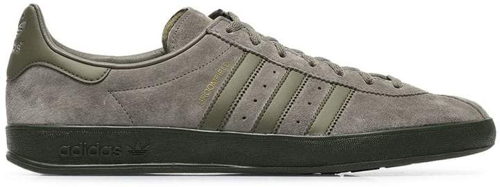newest cf710 6fe66 adidas Green Suede Shoes For Men - ShopStyle Australia