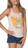 O'Neill Girl's Bunnyfly Graphic Tank