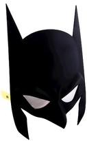 Batman Boys' Sunstaches Sunglasses - Black One Size