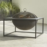 Crate & Barrel Carswell Large Firepit