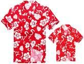 Hawaii Hangover Matching Father Son Hawaiian Luau Outfit Men Boy Shirts XL-10