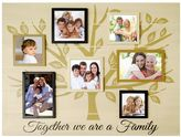 """New View Together We are a Family"""" 7-Opening Photo Collage"""